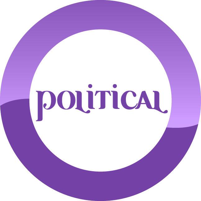 POLITICAL.