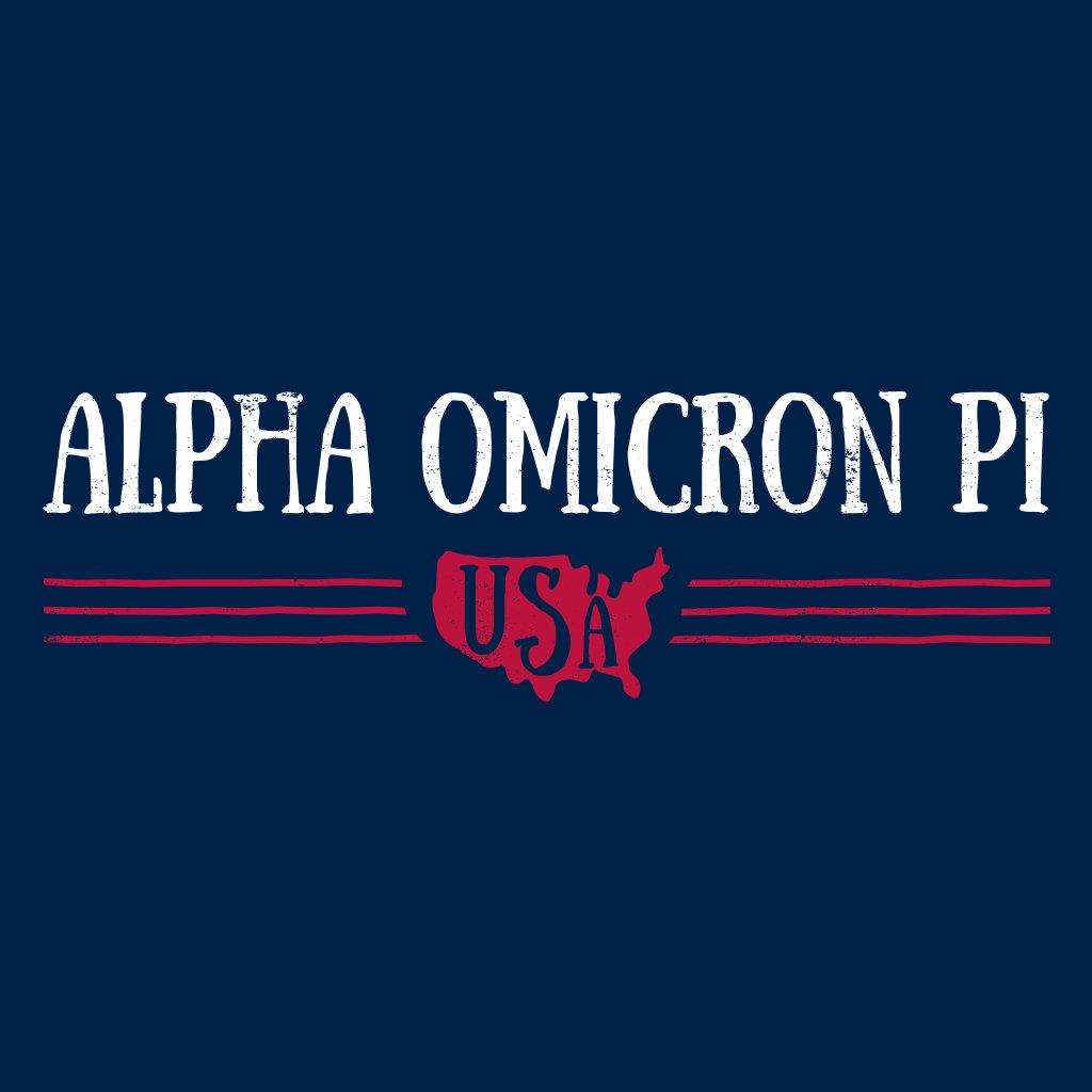 Alpha Omicron Pi - USA