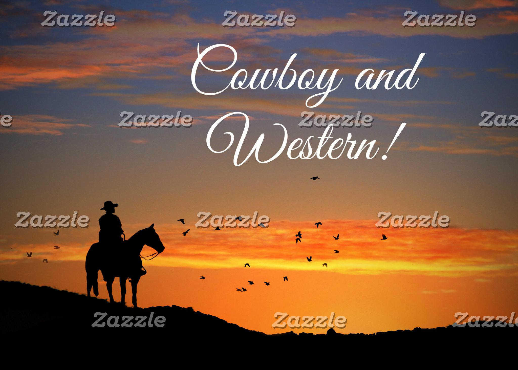 Cowboy/Western Art