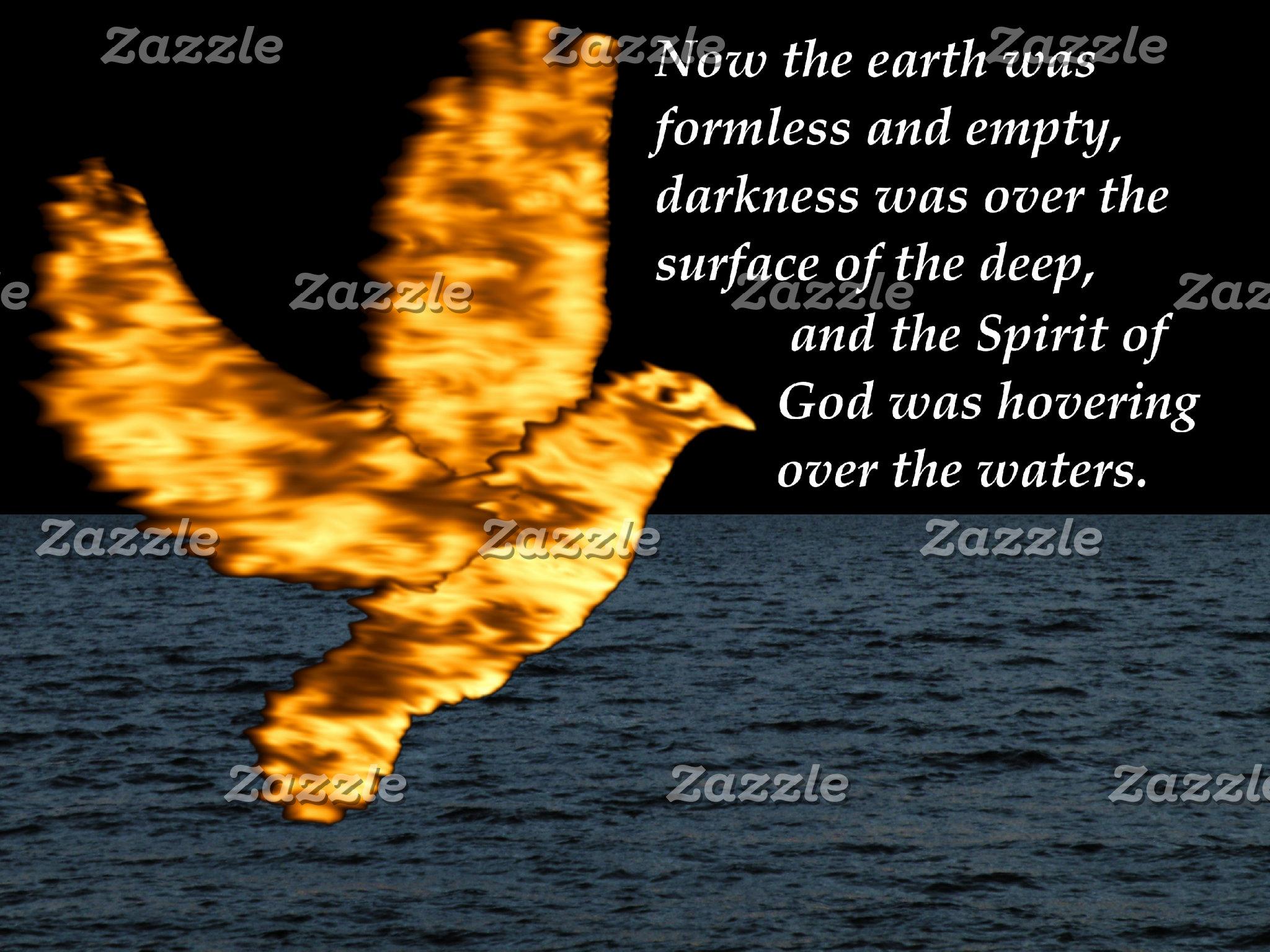 Holy Spirit Dove - The Creation