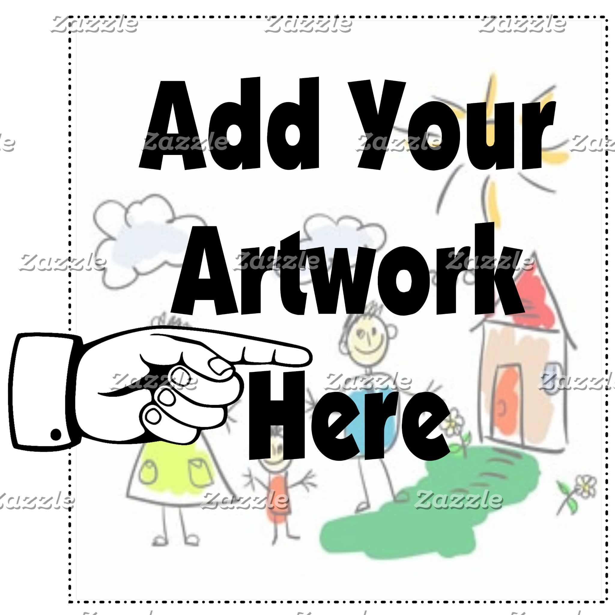 Add Your Artwork