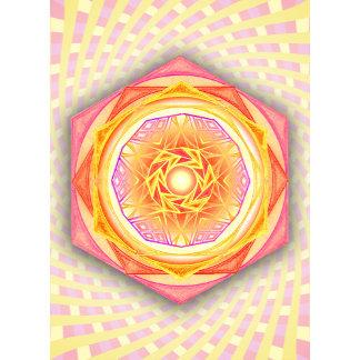 Spiritual Aperture Light Code