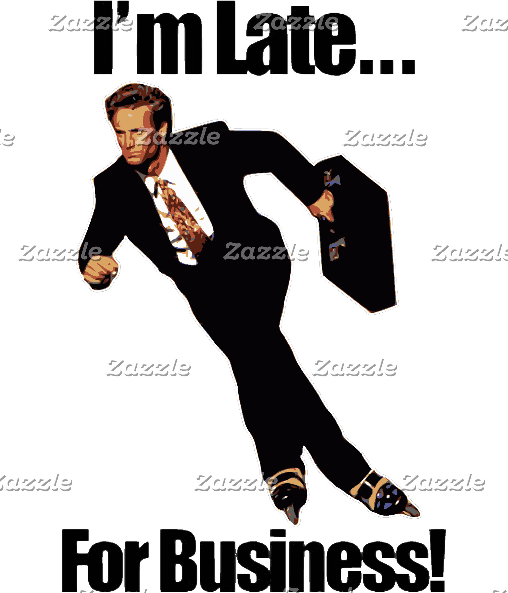 Late For Business