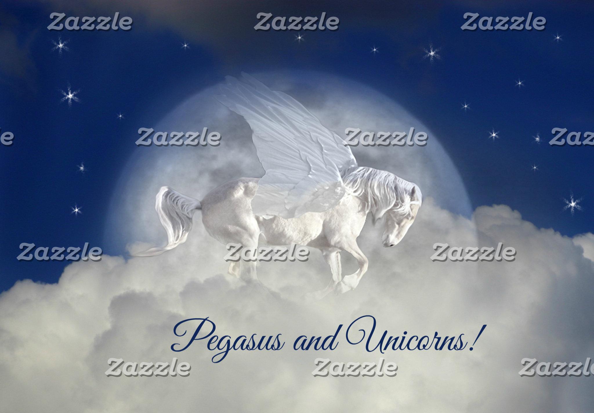 Pegasus and Unicorns