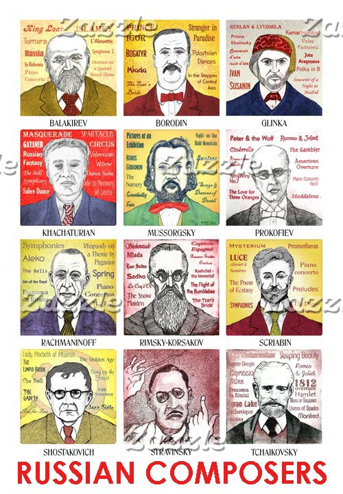 Russian Composers