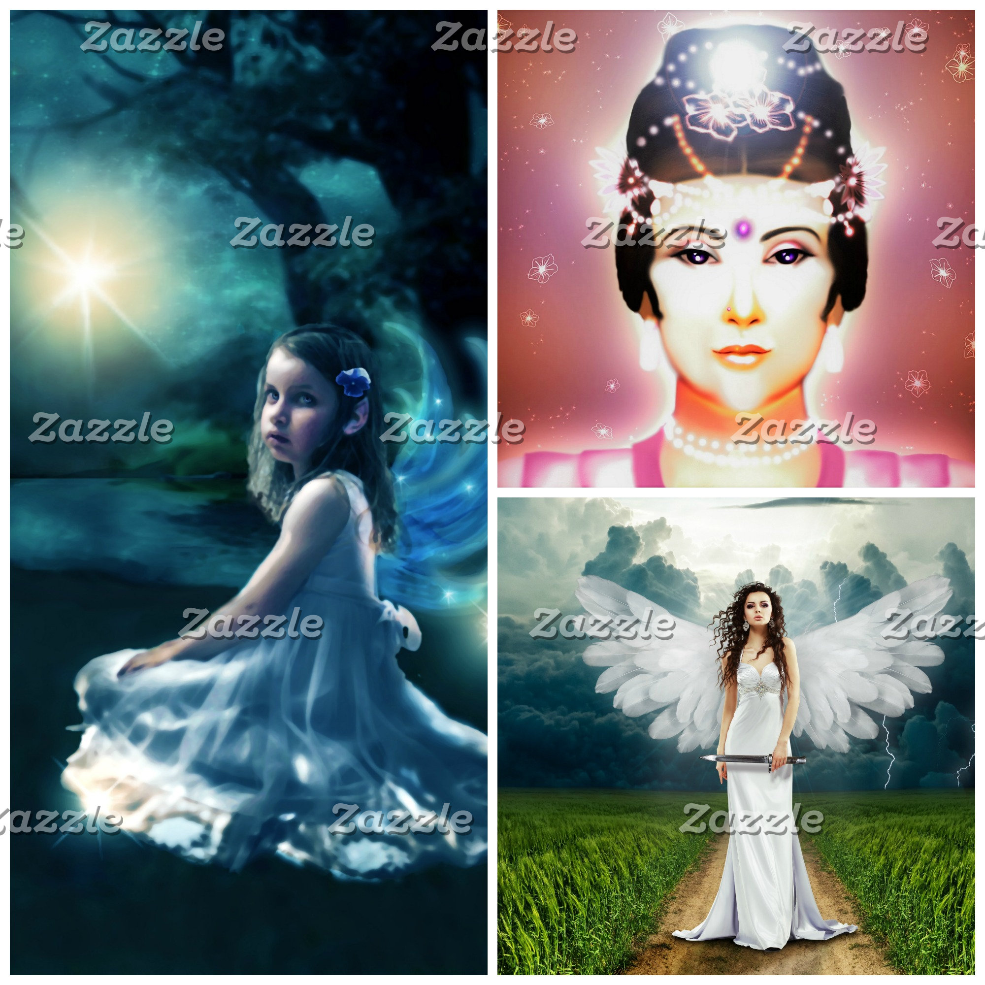 Angels/Fairies & Goddesses