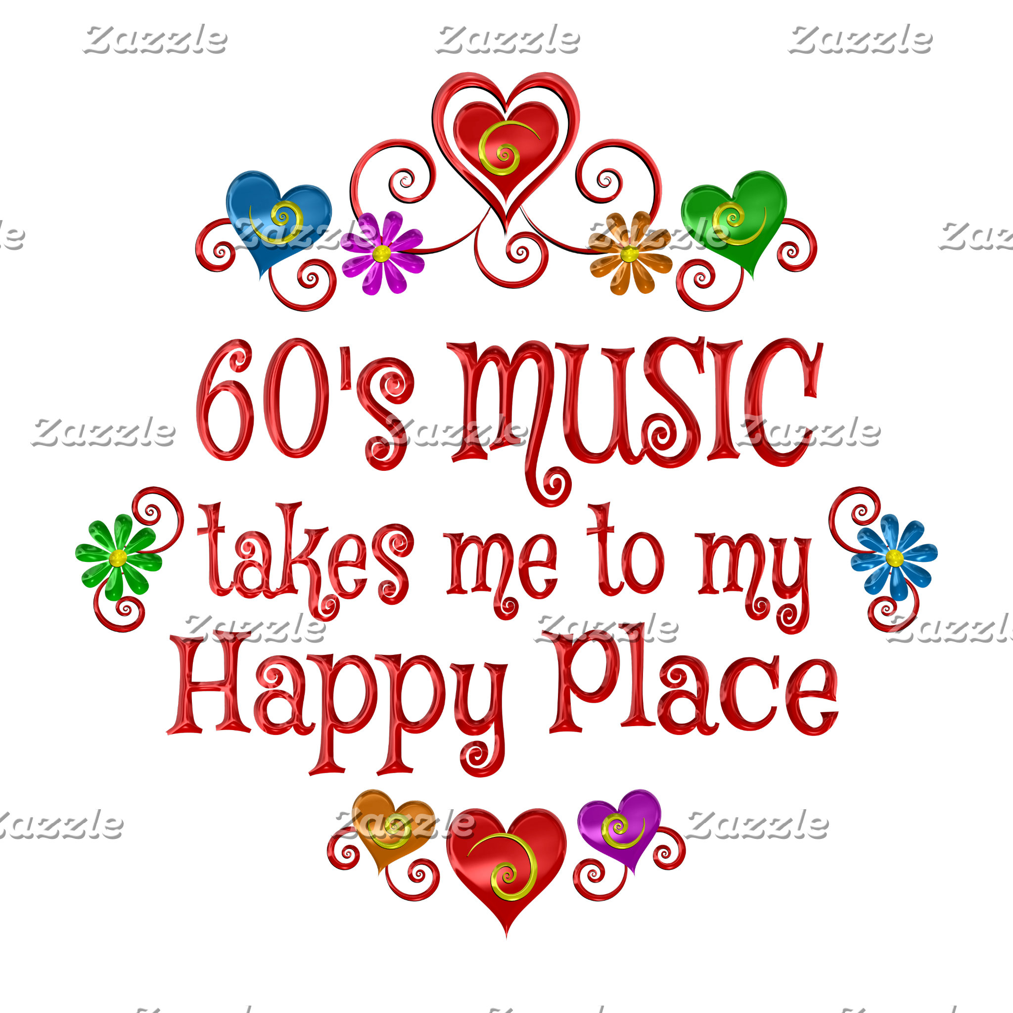 60s Music Happy Place