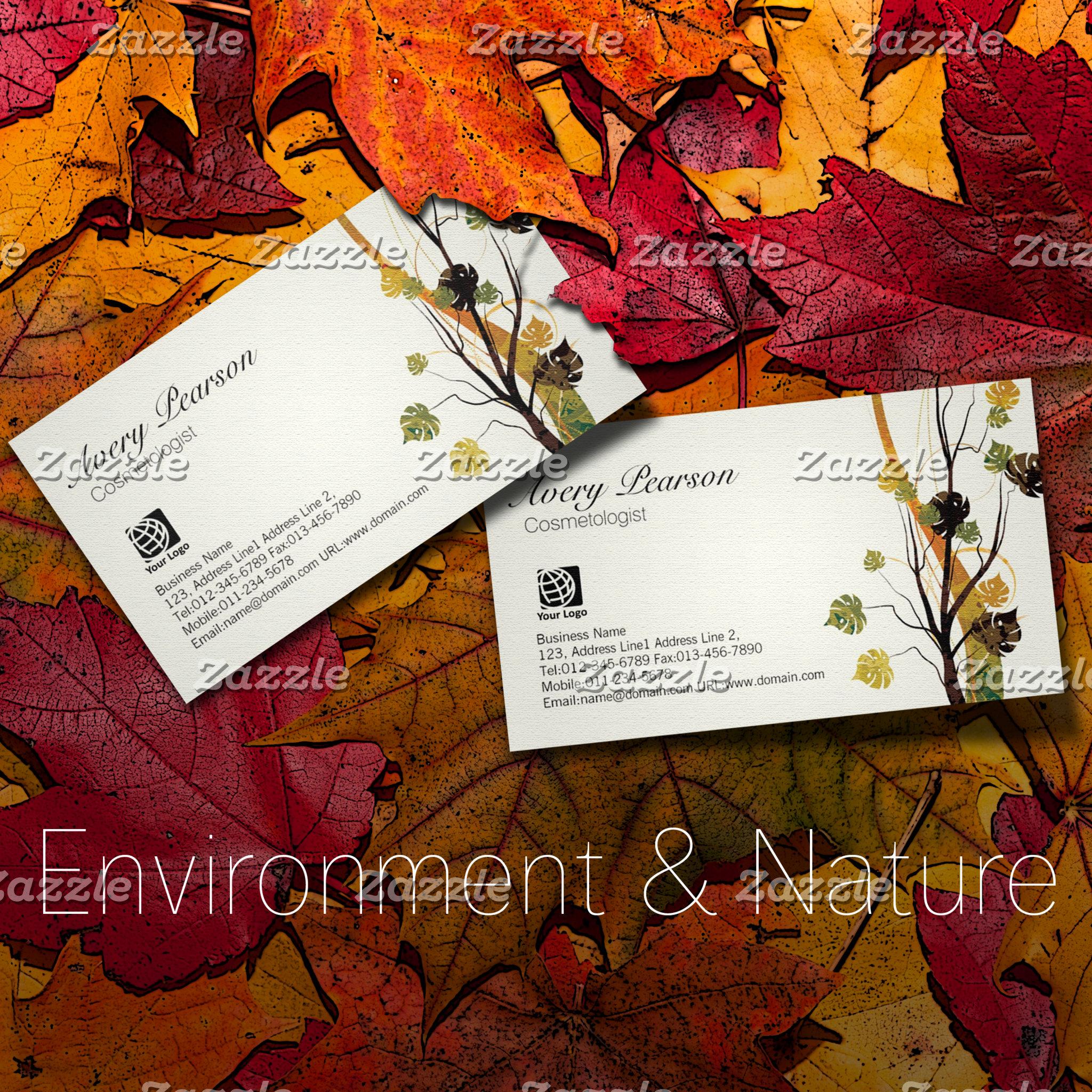 Environment, Nature and Animals