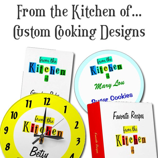 From the Kitchen of Custom Retro Designs
