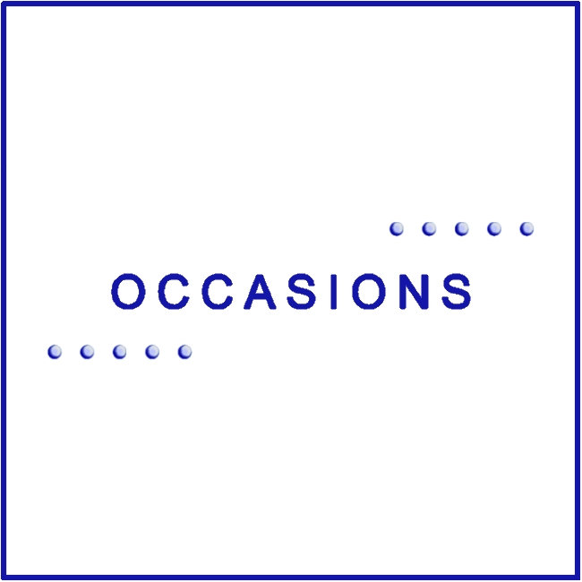 * Occasions *