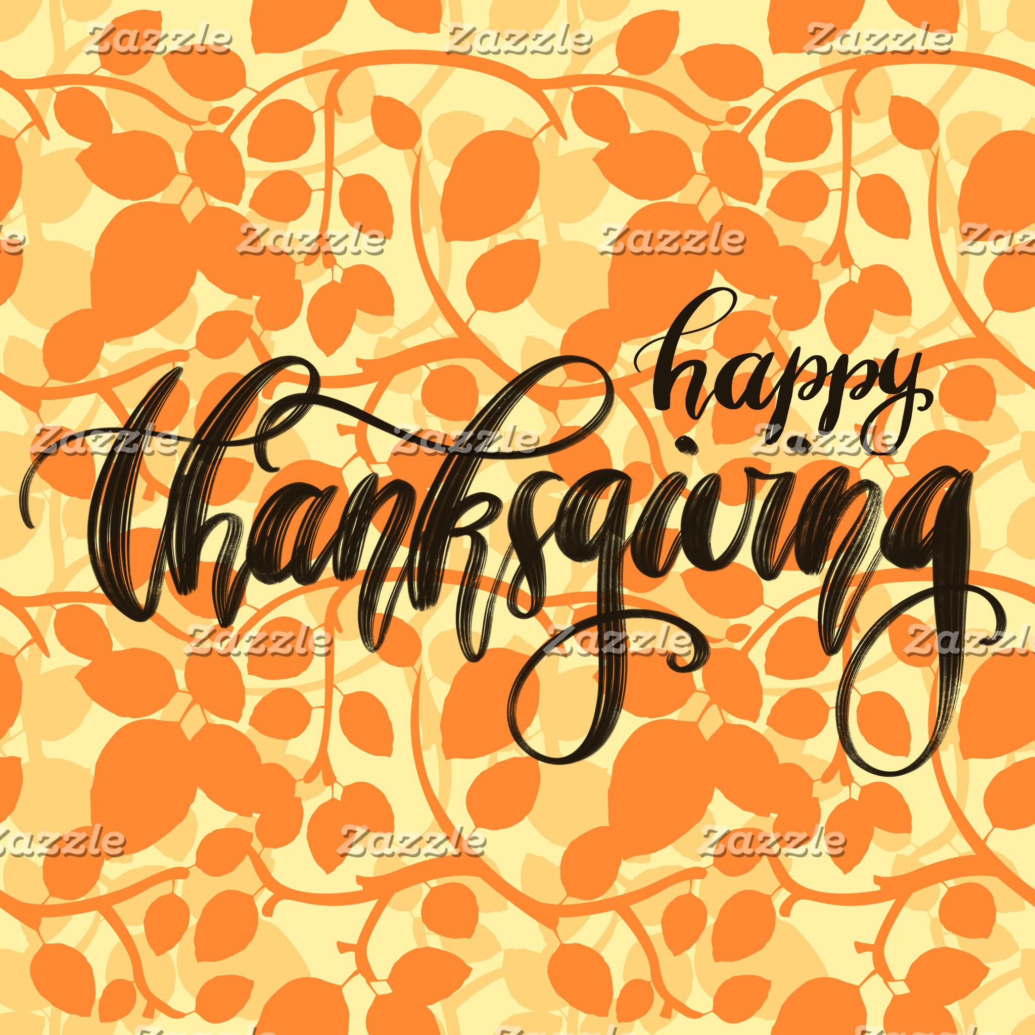 Autumn & Thanksgiving