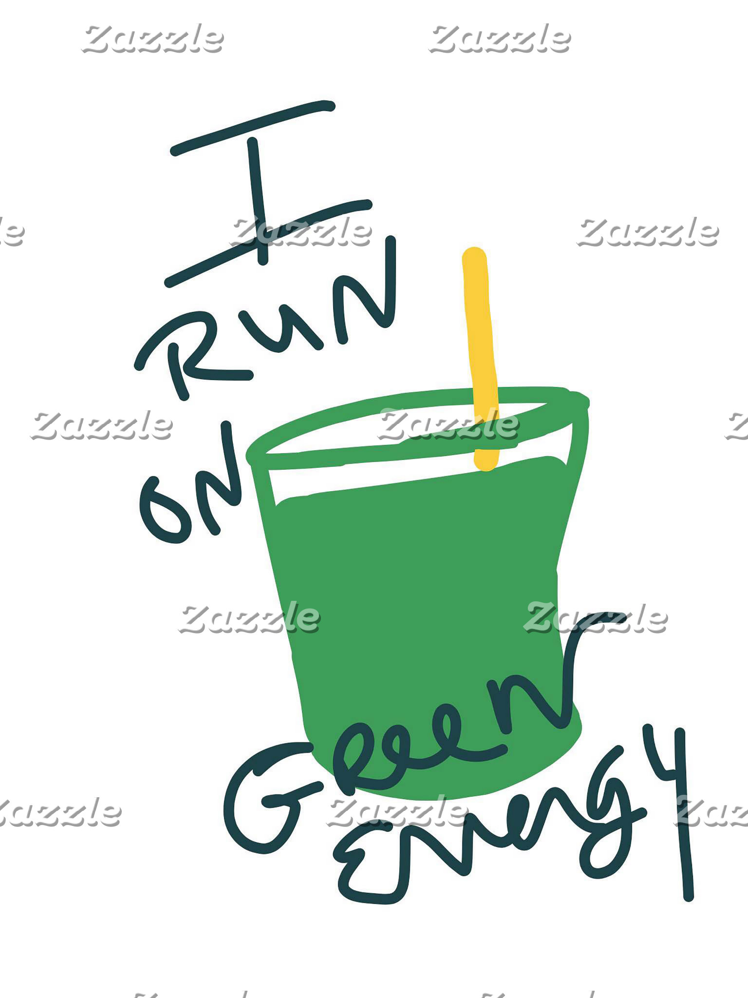 I Run on Green Energy