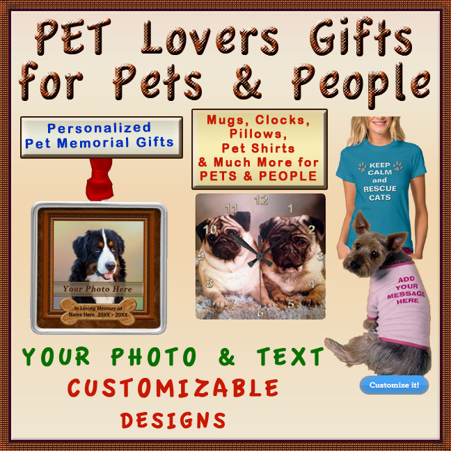 PET Lovers Stuff