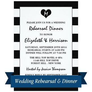 Wedding Rehearsal & Dinner