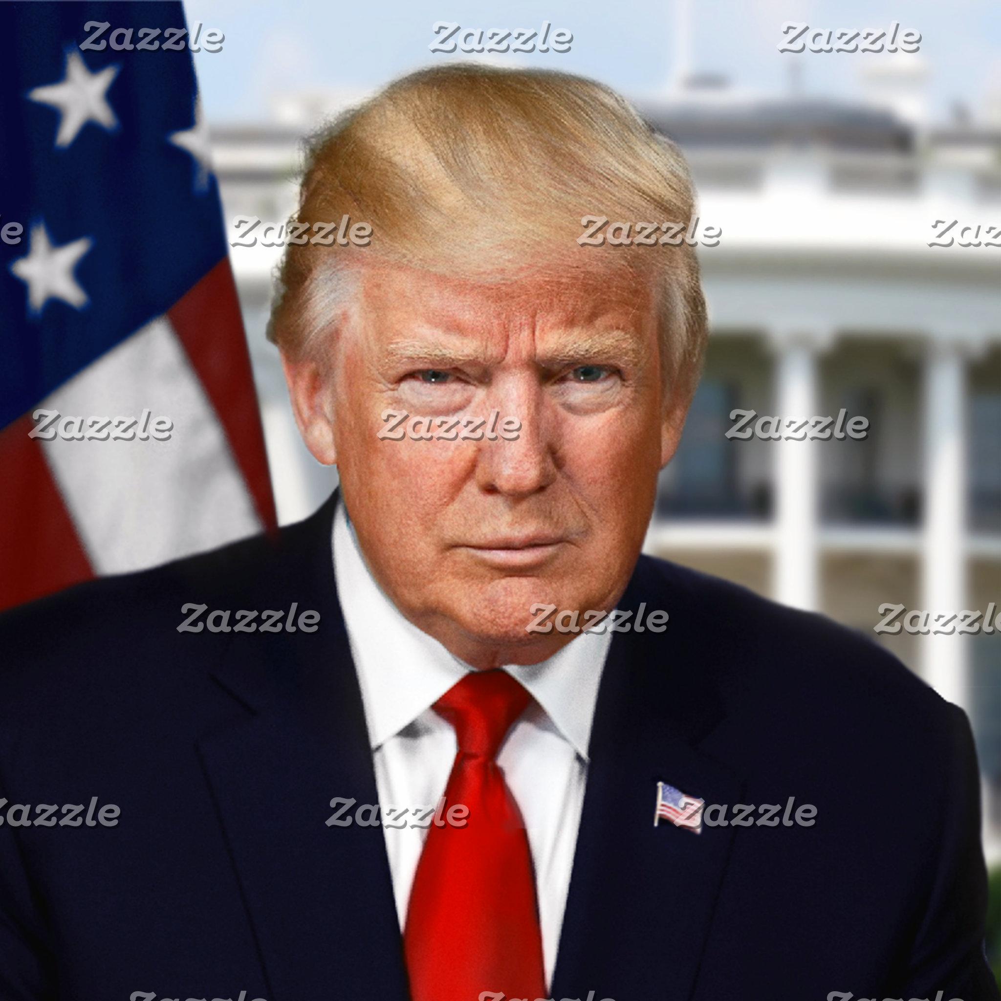Donald Trump Portraiture