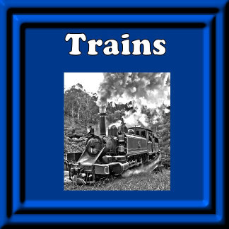 Railroad Steam Trains