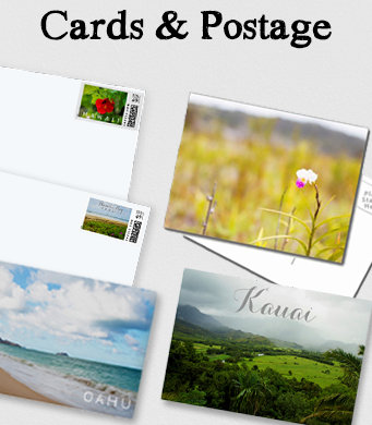 Cards & Postage
