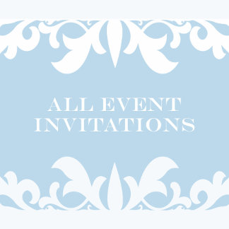 All Event Invitations and Cards