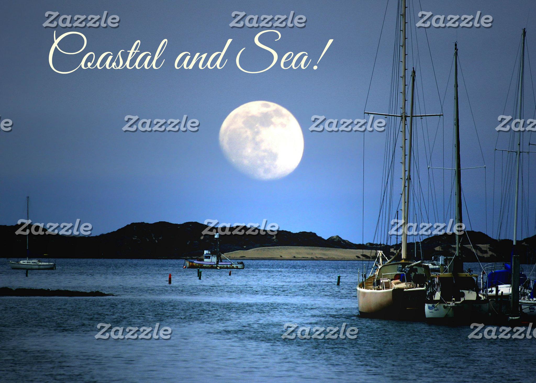 Coastal and Sea Stuff
