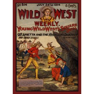 Wild West Rustlers