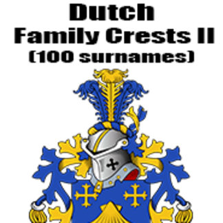 Dutch Family Crests II