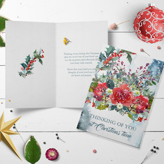 Christmas Sympathy Cards