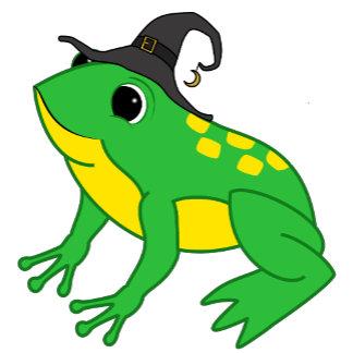 Halloween Frogs