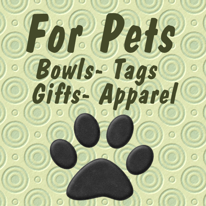 1. FOR PET - Gifts-Tees