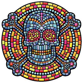 Mosaic Pirate