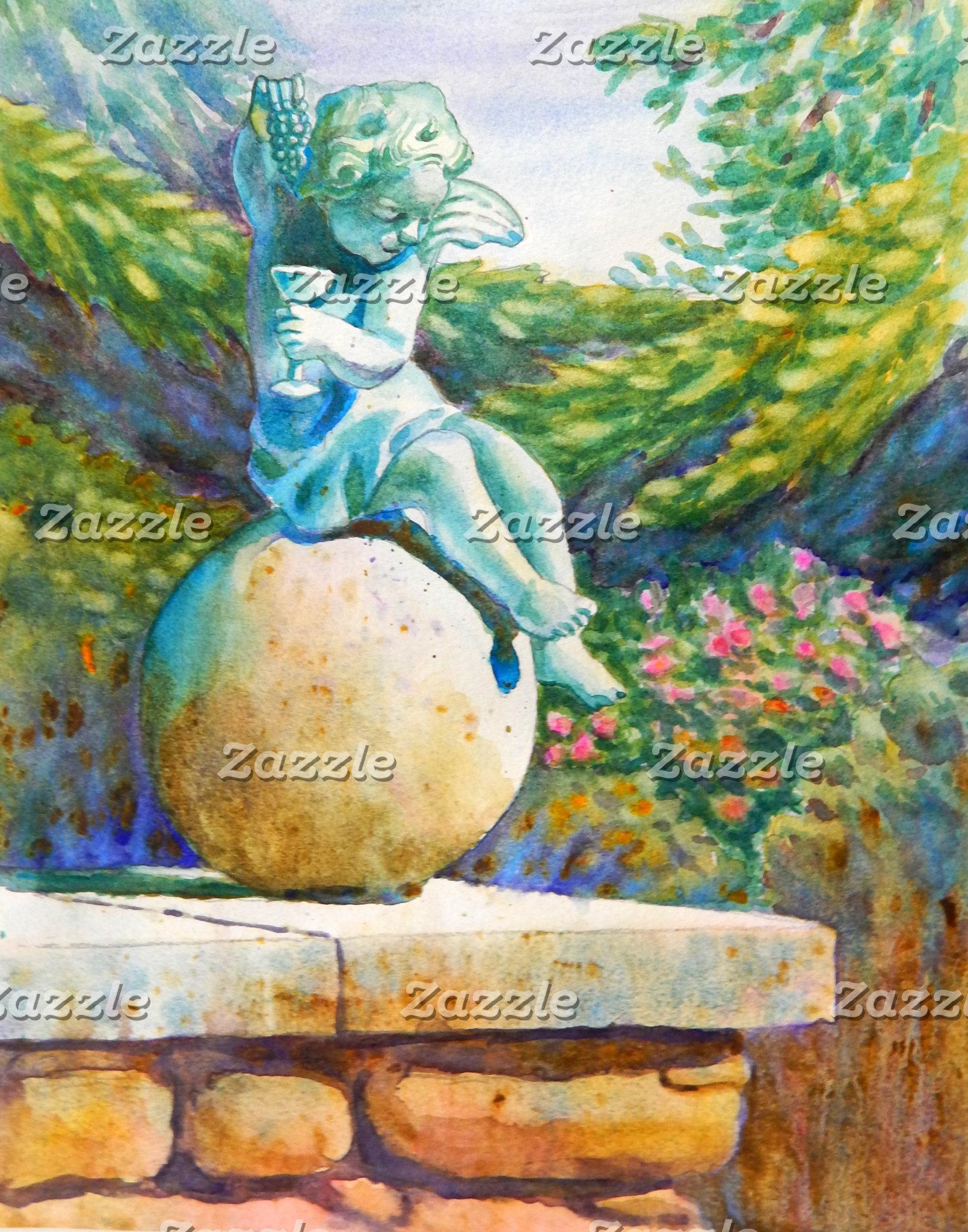Botantical Garden Angel
