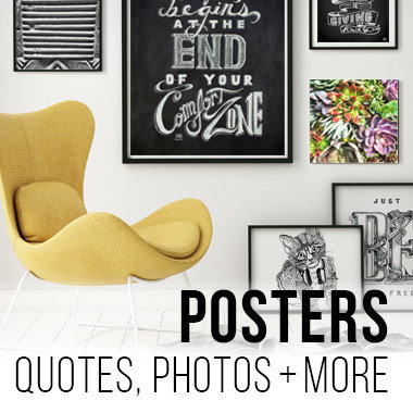 Posters and Art