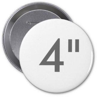 """4"""" Round HUGE"""