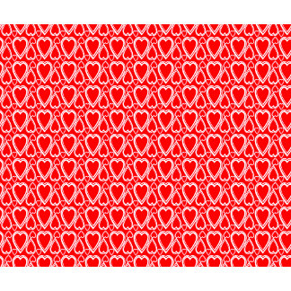 ♥ Hearts ♥ Candy Red