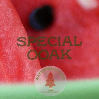 Special OOAK.