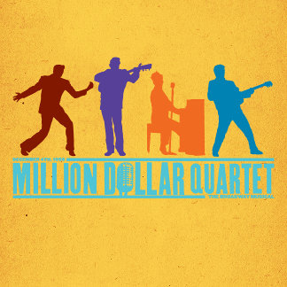 Million Dollar Quartet On Stage