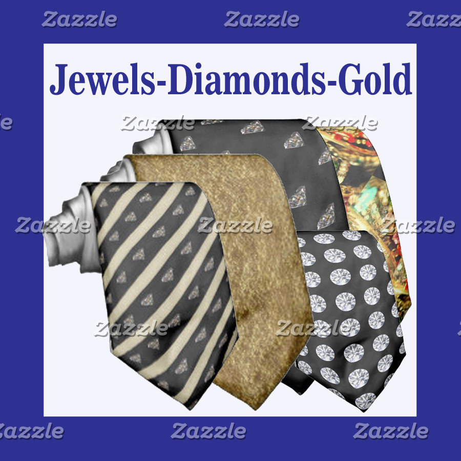 Jewels - Diamonds -Gold
