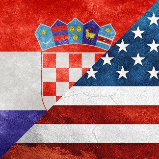 Croatian American
