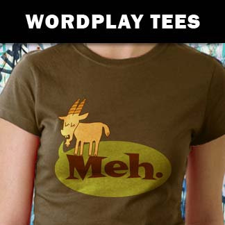 Wordplay Shirts