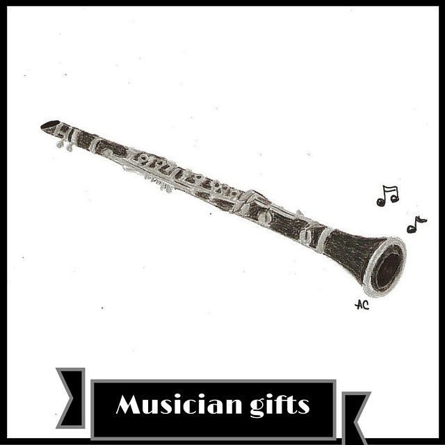 Musicians gifts