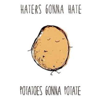 Don't Hate, Potate