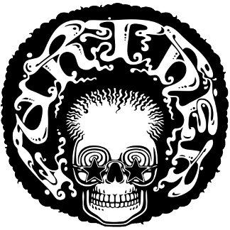 Further Skull -bw