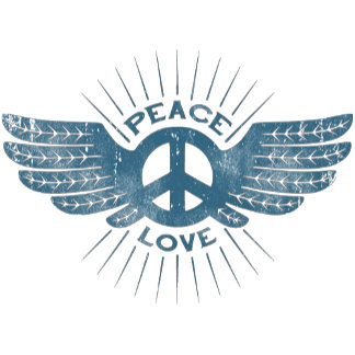 Peace Love Wing