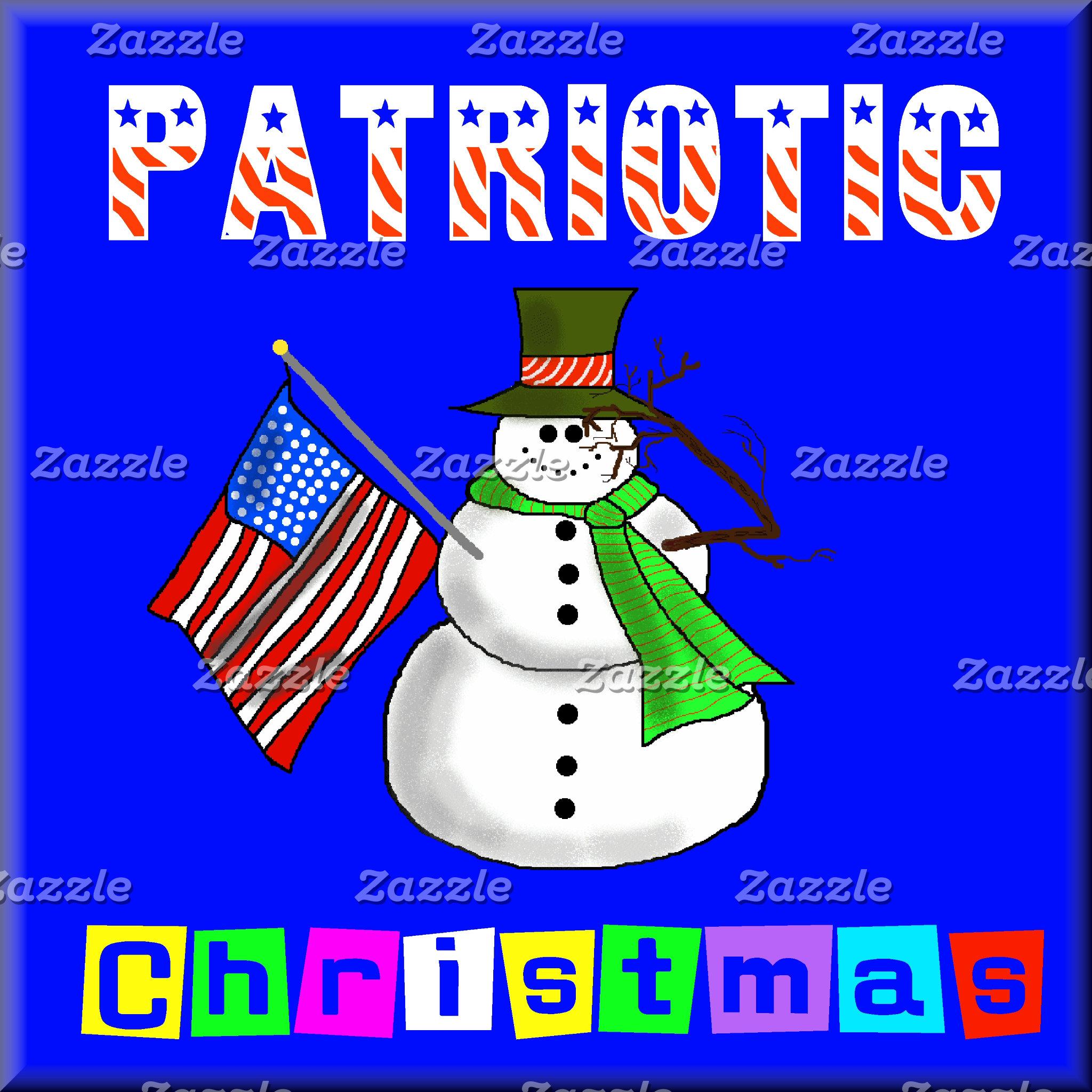 PATRIOTIC  CHRISTMAS