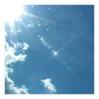Sky, Sun, Moon, Clouds