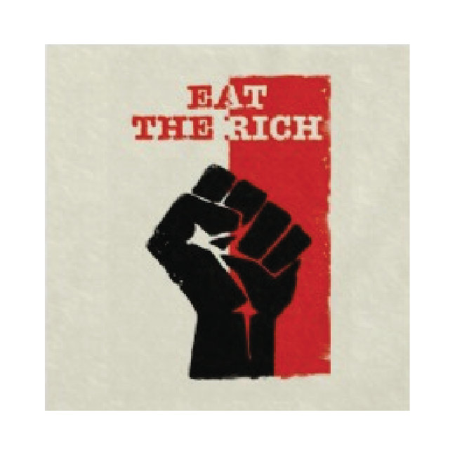 Revolution! Eat The Rich