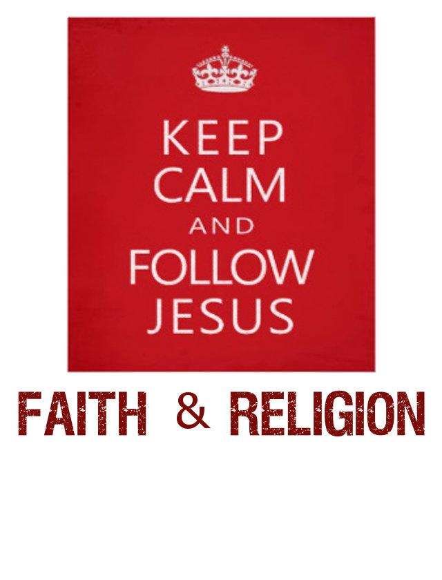 g) faith / religion