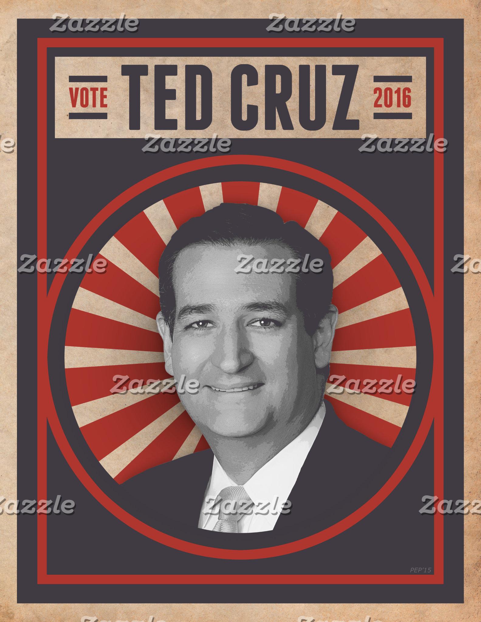 Vote Ted Cruz 2016