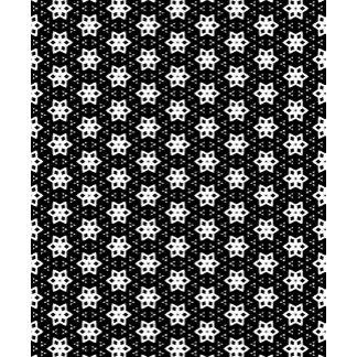 Black & White Patterns | Hexagons IV