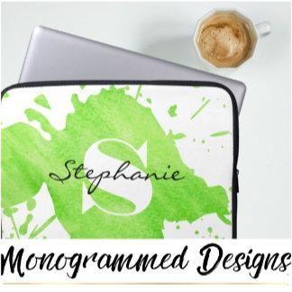 Monogrammed Designs