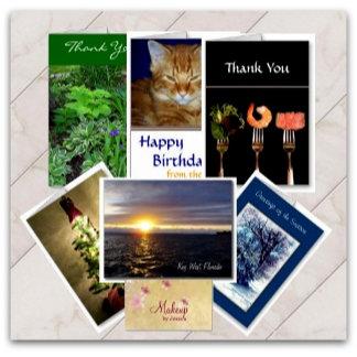 Cards/Invites/Postage